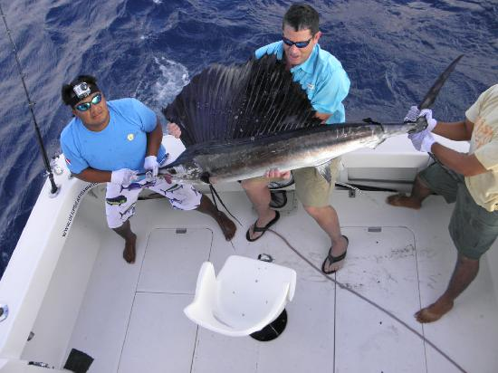 Kianahs Cancun Sportfishing Picture Of Cancun Kianah 39 S