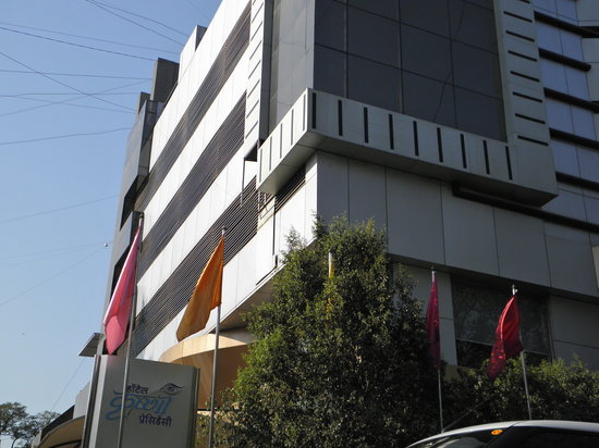 Hotel Krishna Presidency