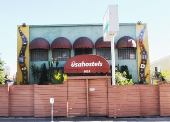 USA Hostels Hollywood: Conveniently located to Hollywood tourist attractions