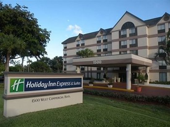 Holiday Inn Express and Suites Fort Lauderdale Executive Airport's Image