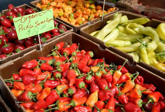 Richland, Waszyngton: Head to farmers' markets throughout the Tri-Cities