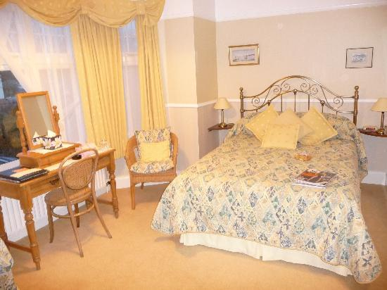 Milford on Sea, UK: Room 4