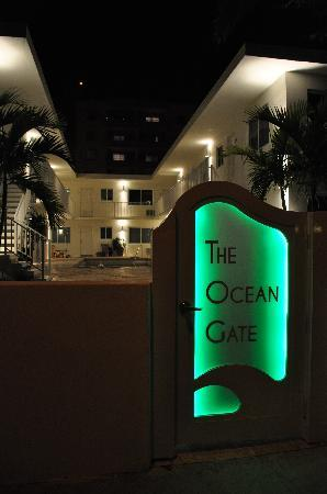 Evening at The Ocean Gate Hotel