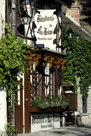 Photo of Hotellerie du Bas-Breau Barbizon
