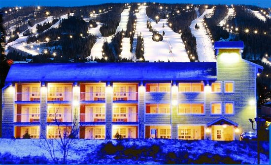 Hotel & Suites Les Laurentides