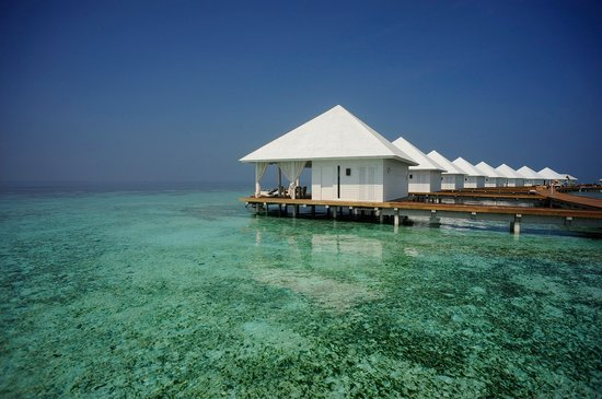 Diamonds Thudufushi Beach &amp; Water Villas: Diamonds Tudufushi Beach &amp; Water Villas