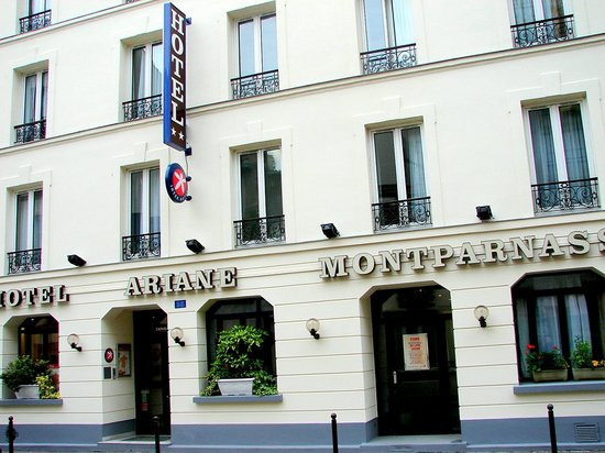 Hotel Ariane Montparnasse