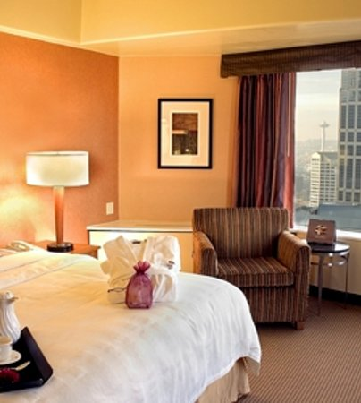 Crowne Plaza Seattle Downtown Area: Room Accommodation