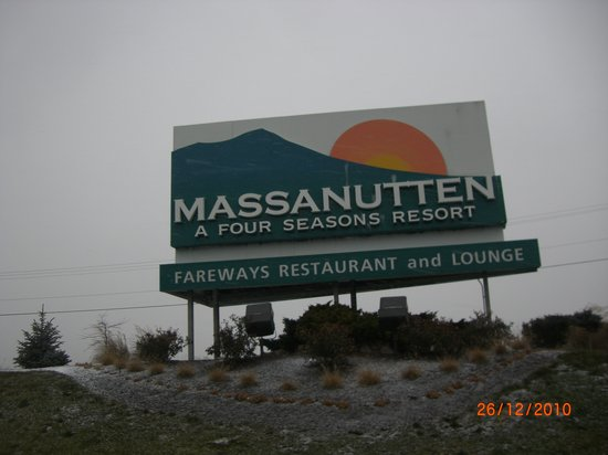 Massanutten Resort: here it is