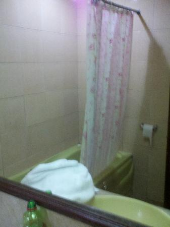 Don Felipe Hotel: Bathroom