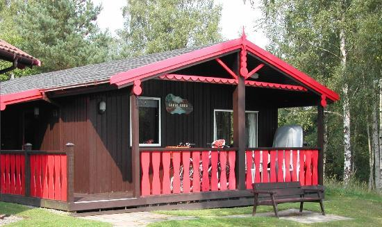 High Range Self-catering Chalets: LAIRIG GHRU