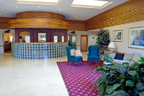 BEST WESTERN West Greenwich Inn: BW lobby