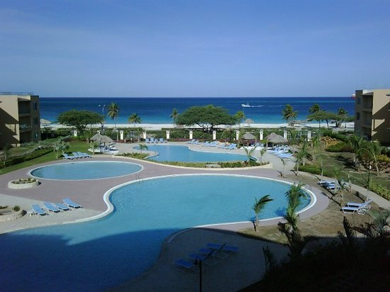 Oceania Deluxe Beachfront Resort: All our units have an ocean view from their terrace or balcony!