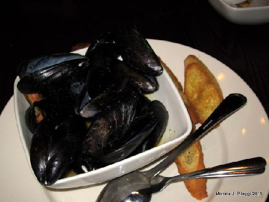 Cabin John, MD: Mussels