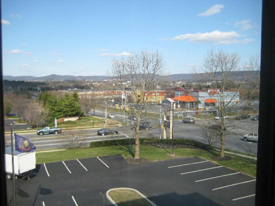 Hampton Inn Reading/Wyomissing: view