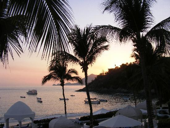 Tesoro Manzanillo: One of the beautiful sunsets