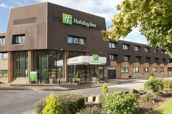 Holiday Inn Lancaster: Conveniently located - J34 M6