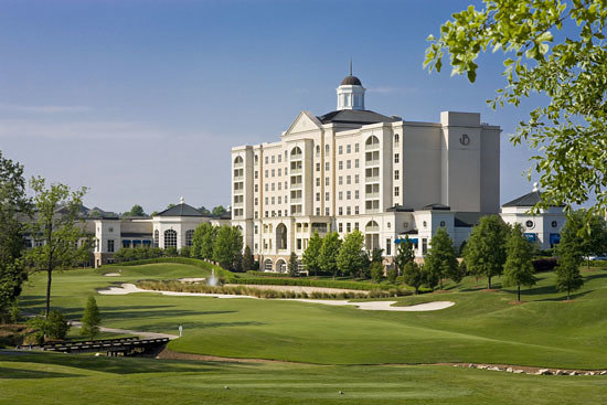 The Ballantyne Hotel and Lodge: Ballantyne Hotel and Lodge Charlotte NC