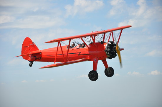 Southern Biplane Adventures