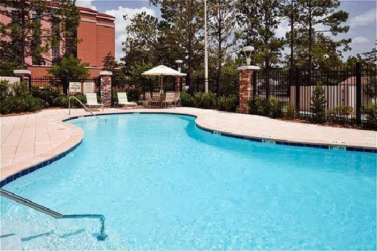 Holiday Inn Baton Rouge College Drive: Pool