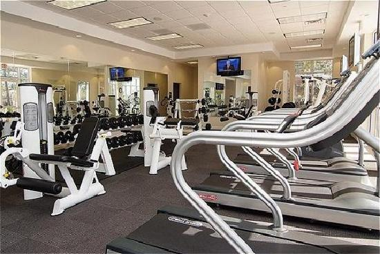 Holiday Inn Baton Rouge College Drive: Gym