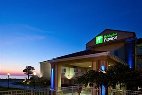 Holiday Inn Express St. Joseph: Overlooking Beautiful Lake Michigan