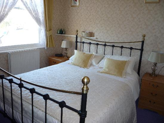 Buckingham Lodge: kingsize room