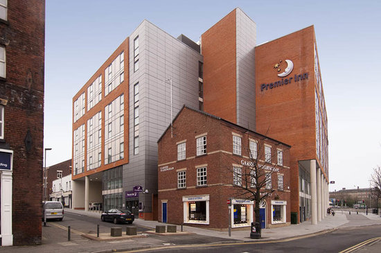 Preston Central Premier Inn