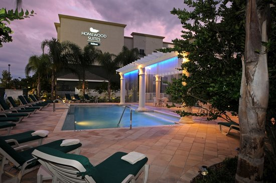 Homewood Suites by Hilton Tampa-Port