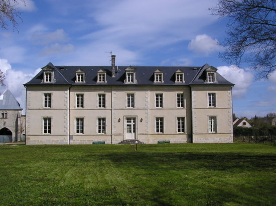 Chateau de Lazenay