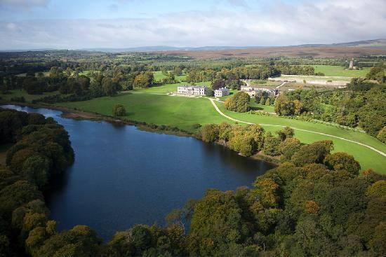 County Laois, Irland: Ballyfin Demesne