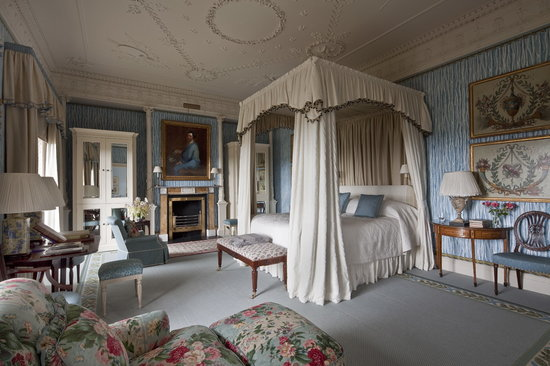 County Laois, Ireland: The Lady Caroline Coote Room