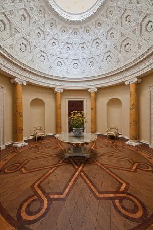 Ballyfin Demesne: The Rotunda