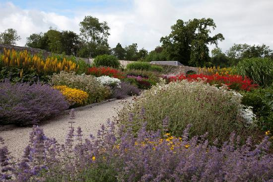 County Laois, Irland: Walled Garden