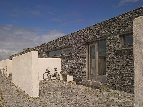 Inis Meain Restaurant & Suites: Inis Meain luxury accommodation