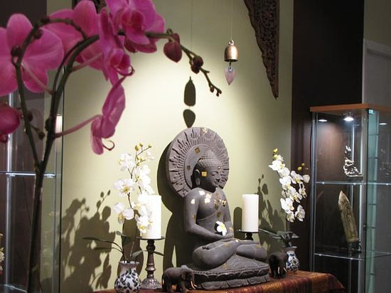 reception picture of smile thai wellness spa vancouver. Black Bedroom Furniture Sets. Home Design Ideas