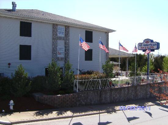 All American Inn & Suites