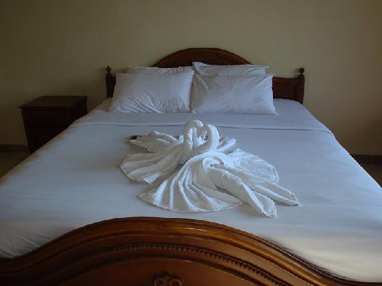 Tuban, Indonesien: Room