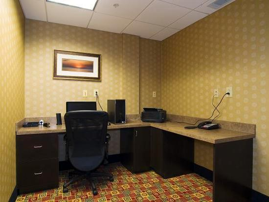 Quality Suites Warner Robins / Robins AFB: Business Center