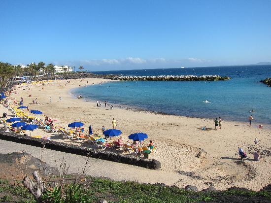 Spiaggia picture of iberostar lanzarote park playa for Hotel meuble park spiaggia