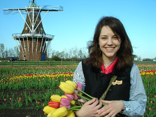 Welkom to Holland! Photo by Sara Simmons.
