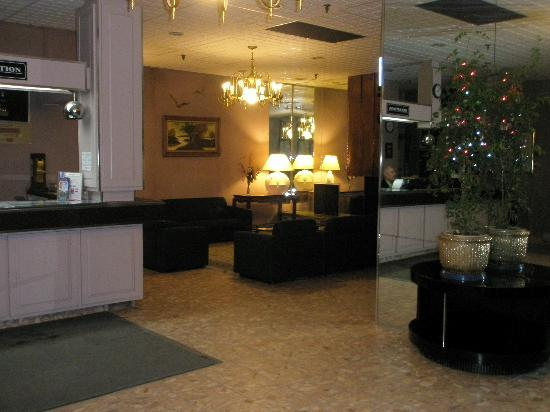 Wellington Hotel Sherbrooke: Nice lobby
