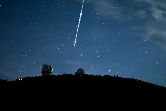 Fort Davis, TX: McDonald Observatory - taken during the star party