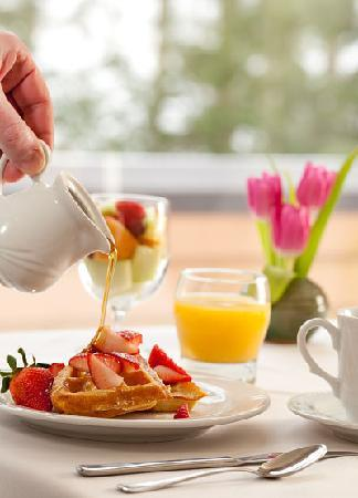 The Inn at Honey Run: Join us for breakfast!