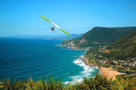 Bald Hills Australia  city photos : Bald Hill Lookout Picture of Wollongong, New South Wales ...