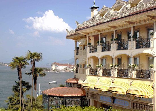 Photo of Hotel Villa e Palazzo Aminta Stresa