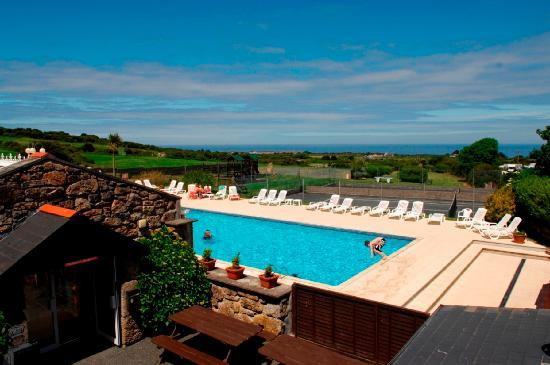 Outdoor Heated Swimming Pool Picture Of St Ives Cornwall Tripadvisor