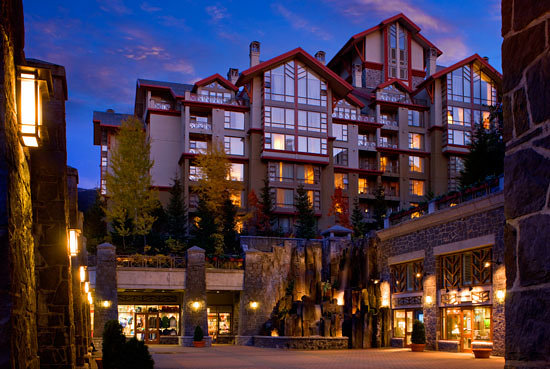 The Westin Resort &amp; Spa, Whistler: A landmark resort set at the base of Whistler Mountain.