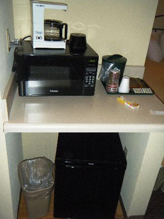 ,  : In room appliances