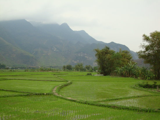 Bed and breakfast i Mai Chau